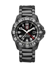 Luminox Nighthawk Pvd Plated Stainless Steel Watch No Color