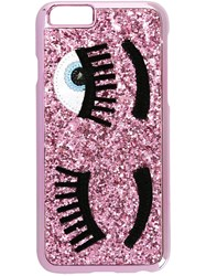 Chiara Ferragni 'Flirting' Iphone 6 Case Pink And Purple