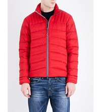 Canada Goose Brookvale Quilted Shell Jacket Red