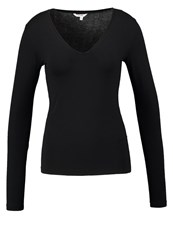 Mbym Vanna Long Sleeved Top Black