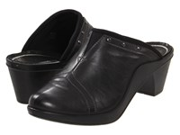 Romika Mokassetta 271 Black Clog Shoes