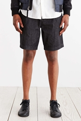 Your Neighbors Mars Denim Short Black