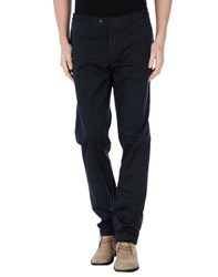 Fay Trousers Casual Trousers Men Dark Blue