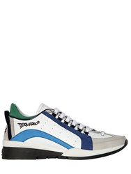 Dsquared 551 High Leather Sneakers