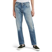 Citizens Of Humanity Wyatt Authentic Slim Straight Jeans Md. Blue