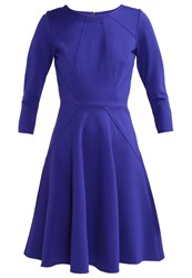 Closet Jersey Dress Blue
