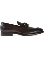 Henderson Fusion Tassel Detail Loafers