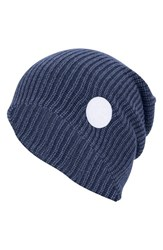 Men's Converse 'Winter Slouch' Knit Cap Blue Converse Navy