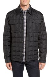 Timberland Men's Lovewell Water Resistant Quilted Shirt Jacket