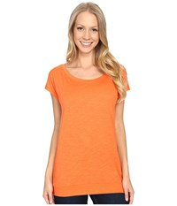 Arc'teryx Pembina Short Sleeve Top Nectar Women's Clothing Orange