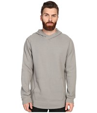 Tavik Solo Knit Lithium Grey Men's Sweatshirt Gray