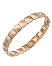 Chimento 18K Rose Gold Armillas Collection Square Link Bracelet