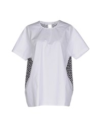 The Editor Shirts Blouses Women White