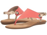 Aerosoles Conchlusion Mid Pink Combo Women's Sandals