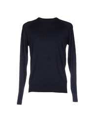 Marc By Marc Jacobs Sweaters Dark Blue