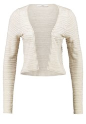 Only Onlbeatrice Cardigan Oatmeal Off White