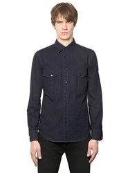 Burberry Light Cotton Denim Shirt
