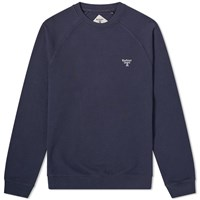 Barbour Beacon Crew Sweat Blue