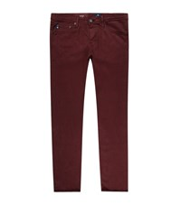 Ag Jeans The Tellis Modern Slim Fit Male Red