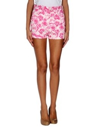 Motel Rocks Shorts Fuchsia