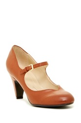 Naturalizer Believe Mary Jane Pump Brown