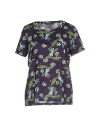 Laura Urbinati T Shirts Purple