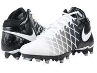 Nike Field General Pro Td White Black Metallic Silver White Men's Cleated Shoes