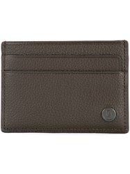 Gieves And Hawkes Classic Cardholder Brown