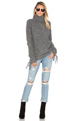 Lovers Friends X Revolve Kate Sweater Gray