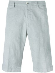 Etro Chino Shorts Grey
