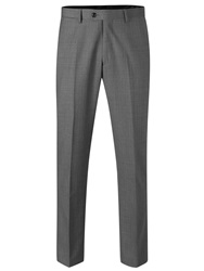 Skopes Kristoff Stripe Tailored Fit Suit Trousers Grey