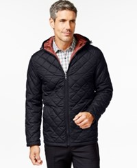 London Fog Anorak Jacket Navy