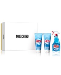 Moschino Fresh Couture 3 Pc. Gift Set No Color