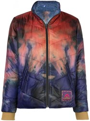 Mother Reversible Puffer Jacket Multicolour