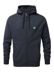 Henri Lloyd Men's Bredgar Hooded Full Zip Sweat Navy