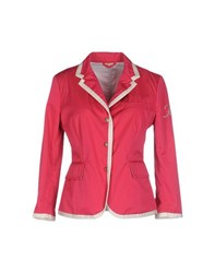 Fay Suits And Jackets Blazers Women Fuchsia