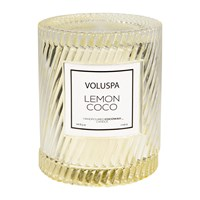 Voluspa Macarons Icon Candle Lemon Coco 240G
