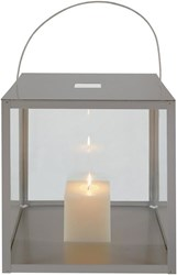 Gandia Blasco Farol Cuadrado Lantern Orange White