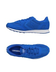 Converse Cons Sneakers Bright Blue