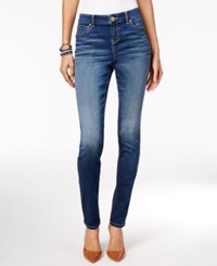 Inc International Concepts Beyond Stretch Collins Wash Skinny Jeans Only At Macy's