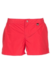 Hom Marine Chic Swimming Shorts Red