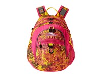 High Sierra Bts Fat Boy Backpack Paradise Flamingo Sunburst Backpack Bags Pink