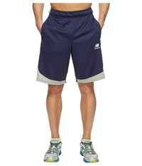 New Balance Baseball Training Shorts Team Navy Men's Shorts