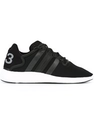 Y 3 'Yohji Run' Sneakers Black