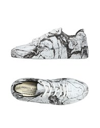 Android Homme Sneakers White
