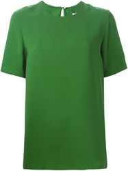Sportmax Shortsleeved Blouse Green