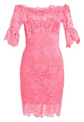 Paper Dolls Cocktail Dress Party Dress Coral