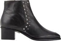 Maiyet Studded Ankle Boots Black