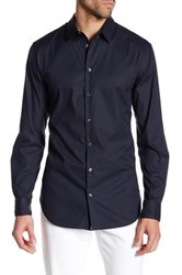 Giorgio Armani Texture Button Shirt Multi