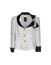 Ivan Montesi Suits And Jackets Blazers Women White
